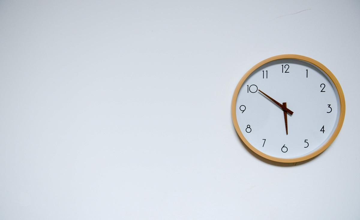 preposizioni di tempo in inglese